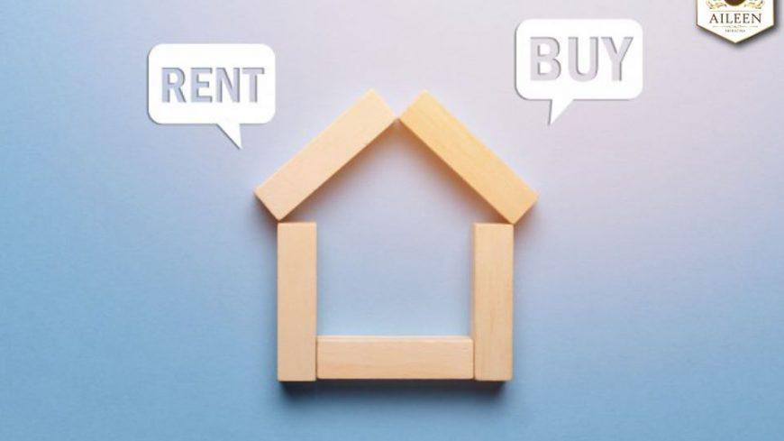 จะซื้อบ้าน หรือ เช่าบ้านอยู่ดีนะ !?!